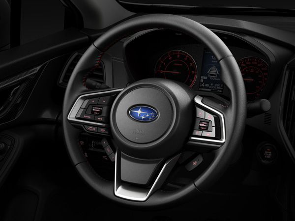 Subaru Impreza 2017 Heated Steering Wheel
