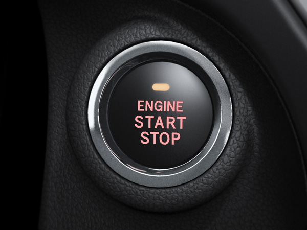 Subaru Impreza 2017 Push-button Start